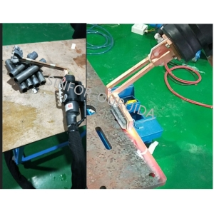 HFH-40KW High Frequency Handle Type Induction Heating Machine