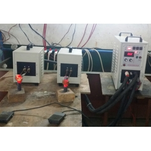 High Frequencu Induction Heating Machine with 2 transfromer