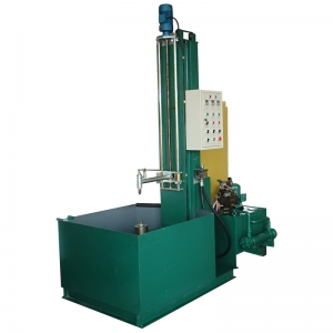 Quenching machine line for big shaft